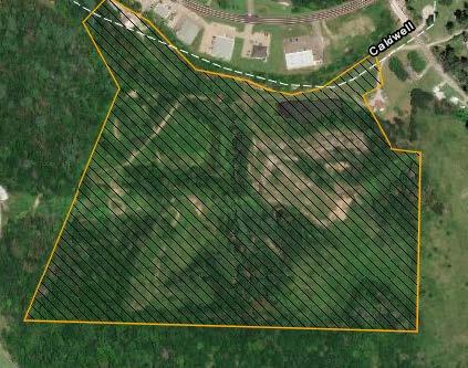 South of E Caldwell Business Development